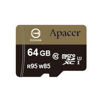 Apacer flashgeheugen: microSDXC UHS-I U3 95/85