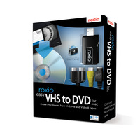 Corel Easy VHS to DVD for Mac Video capture board