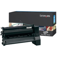 Lexmark cartridge: C78x, X782e 6K zwarte printcartridge