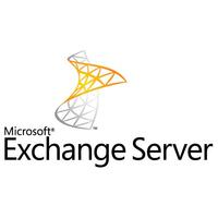 Microsoft software licentie: Exchange Enterprise CAL, SA, GOL NL, 1 lic UCAL