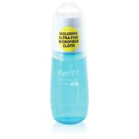 Ewent reinigingskit: Schermreiniging - Blauw, Wit