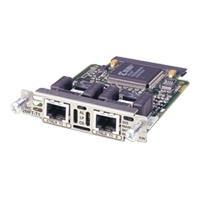 Cisco 2-Port RJ-48 Multiflex Trunk - E1 with drop & insert switchcompnent