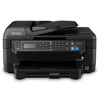 Epson multifunctional: WorkForce 2750DWF - Zwart, Cyaan, Magenta, Geel