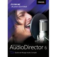Cyberlink product: AudioDirector 6 - Engels