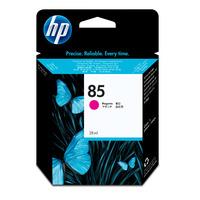 HP inktcartridge: 85 magenta DesignJet inktcartridge, 28 ml