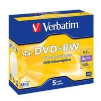 Verbatim DVD: VB-DPW44JC