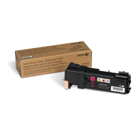 Xerox cartridge: Phaser 6500/WorkCentre 6505, Grote capaciteit tonercartridge, magenta (2.500 pagina's)