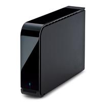 Buffalo externe harde schijf: 3TB DriveStation Velocity - Zwart