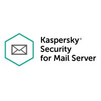 Kaspersky Lab software: Security for Mail Server - 1 Jaar met 10-14 gebruikers