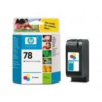 HP inktcartridge: 78XL originele drie-kleuren inktcartridge - Cyaan, Magenta, Geel