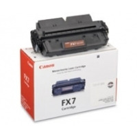 Canon toner: FX-7 Black Toner Cartridge - Zwart