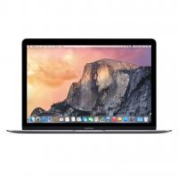 "Apple laptop: MacBook 12"" Retina Space Grey 256 GB - Refurbished - Grijs (Approved Selection One Refurbished)"