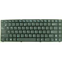 ASUS Keyboard 1008HA, Win Key, NORDIC, Black Laptop accessoire - Zwart