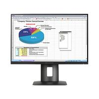 HP monitor: Z24n Narrow Bezel IPS Display - 24'' - Zwart