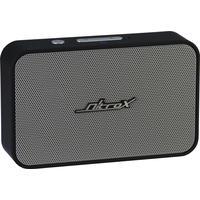 Inter-Tech draagbare luidspreker: M7 - Zwart, Grijs