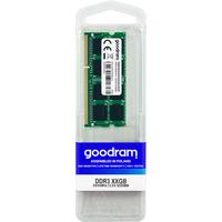 Goodram 4GB DDR3 PC3-12800 RAM-geheugen - Groen