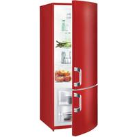 Gorenje koelkast-vriezer: RK61620RD - Rood