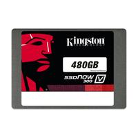 Kingston Technology SSD: V300 480GB - Zwart, Grijs, Rood, Wit