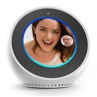 Amazon : Echo Spot - Wit