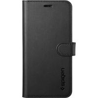 Spigen Wallet S Mobile phone case - Zwart