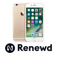 Renewd smartphone: Apple iPhone 6 Plus - Goud 64GB (Refurbished AN)