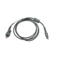 Intermec USB kabel: 2m USB 2.0 - Grijs