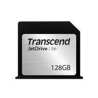 Transcend flashgeheugen: JetDrive Lite 130 128GB - Zwart, Zilver