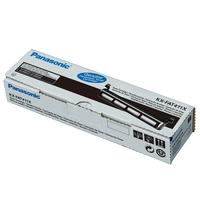 Panasonic cartridge: Tonercartridge, 2000 p - Zwart
