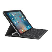 Logitech mobile device keyboard: CREATE - Zwart, QWERTY