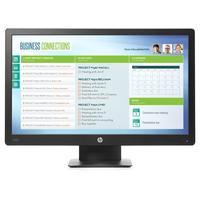 HP monitor: ProDisplay P223 - Zwart
