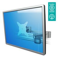 Dataflex montagehaak: ViewLite Monitorarm 422 - Zilver
