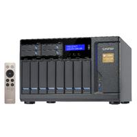 QNAP NAS: TVS-1282T - Zwart