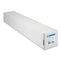 HP fotopapier: 610 mm x 30.5 m, 200 g/m², Matglanzend - Bruin, Wit