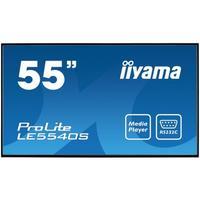 Iiyama public display: Prolite LE5540S-B1 - Zwart