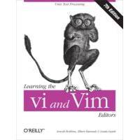 O'Reilly algemene utilitie: Media Learning the vi and Vim Editors - eBook (EPUB)