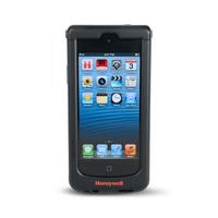Honeywell Captuvo SL22 Enterprise Sled Barcode scanner - Zwart