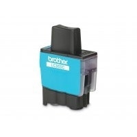 Brother inktcartridge: LC900C Cyan Ink Cartridge - Cyaan
