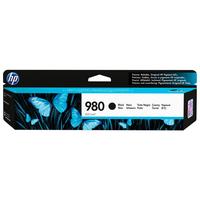 HP inktcartridge: 980 originele zwarte inktcartridge