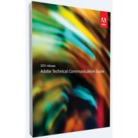 Adobe software licentie: Technical Communication Suite 2015