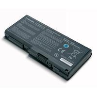 Toshiba batterij: PA3729U-1BRS - Zwart