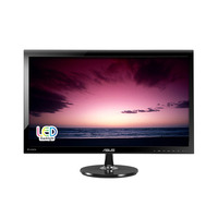 ASUS monitor: VS278Q - Zwart