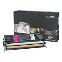 Lexmark cartridge: C530 1,5K magenta tonercartridge