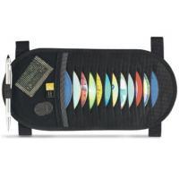 Case Logic mediadoos: Case Logic, CD-visor voor 12 CD's (Zwart)