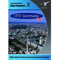 Flight Simulator X: VFR - Germany 3 East