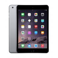 Apple tablet: iPad mini 3 128GB, Wi-Fi + Cellular - Spacegrey - Refurbished - Grijs