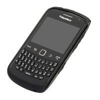 BlackBerry mobile phone case: Curve 9370/9360/9350 Premium Skin - Zwart