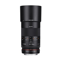 Samyang camera lens: 100mm F2.8 ED UMC Macro - Zwart
