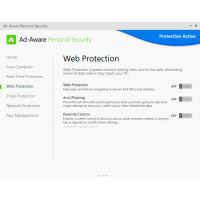 Lavasoft product: Ad-Aware Personal Security - Nederlands / Engels / Frans / 3 Gebruikers / 1 Jaar