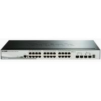 D-Link switch: DGS-1510 - Zwart