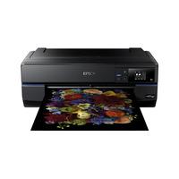 Epson inkjet printer: SureColor SC-P800 - Cyaan, Licht zwart, Lichtyaan, Licht licht zwart, Lichtmagenta, Mat Zwart, .....